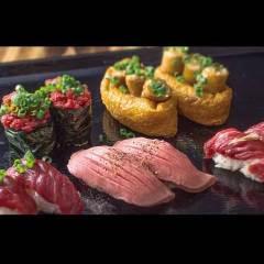 仙台 肉寿司