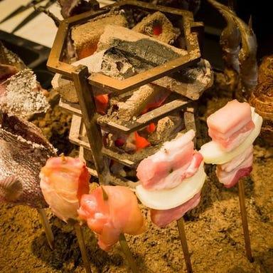 炉端焼き 燻銀  メニューの画像