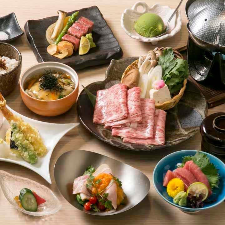 最高級肉や新鮮鮪を堪能!4,980円~