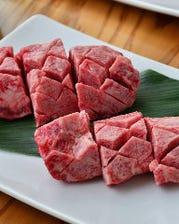 お肉本来の旨味を感じる焼肉
