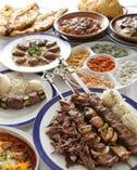 トルコ料理 ボスボラスハサン 自慢のコース料理!