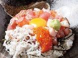 ◆うおまん海鮮まかない丼