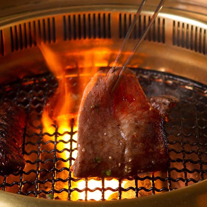 贅沢気分に浸れる、絶品焼肉ランチ