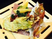 ◆創意工夫を凝らした日本料理