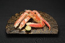 甘みの強い厳選した生蟹