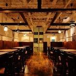 【大人数歓迎】宴会フロアは〜50名様、完全個室は〜20名様