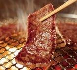 【炭火焼肉】和牛チャンピオンカルビ