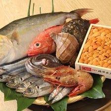 寿司宴会コースは3,300円~