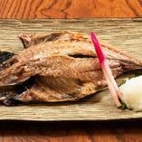本日の焼き魚 (常時5~8品 旬のお魚をご用意しております)