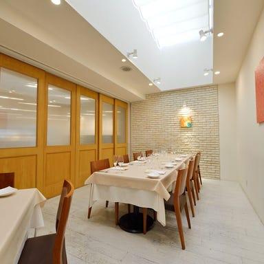 イタリア料理 ラ・セッテ 本店 店内の画像