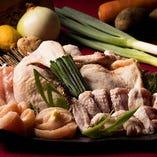 新鮮が売りの鶏肉の豊富な部位をそろえております!