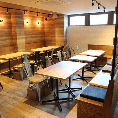 創作シーフード×Oyster house Kai 阪急蛍池店 店内の画像