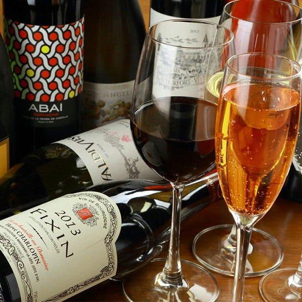 季節に合わせた世界のワイン