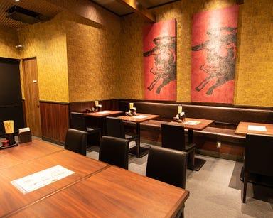 神戸牛肉そばと鉄板焼ステーキ あかぎ屋 日本橋FIVE店 こだわりの画像