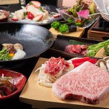 神戸牛ステーキコースがリーズナブル