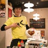 当店のテーマは『気愛=元気』旗の台のパワーSPOTを目指します!