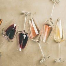 シェアの喜びも味わえるワインの魅力