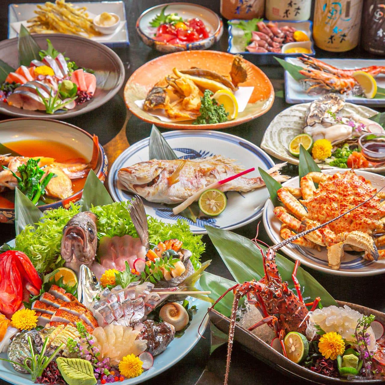 旬をどうぞ!!お楽しみの日替り鮮魚