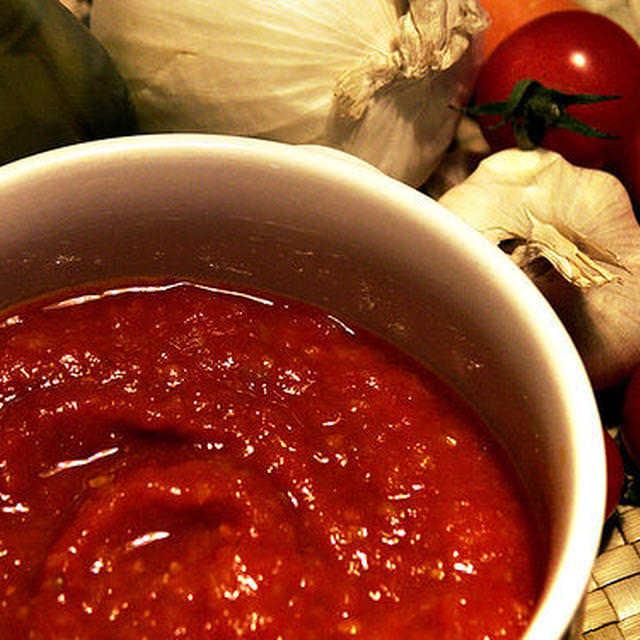 毎日手作りトマトソース