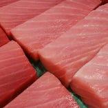 奄美大島産生本マグロ「3部位」食べ比べ盛り合わせ