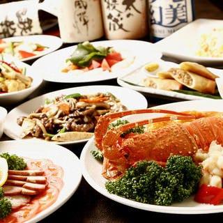 旬菜小皿酒家 房屋  コースの画像