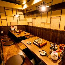 【完全個室】個室可能のお座敷