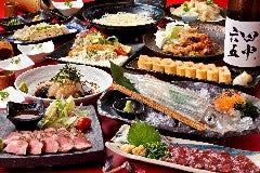 九州味めぐり『逸品コース』(4名様から)