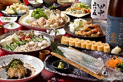 九州味めぐり『名物鍋コース』(4名様から)