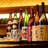 【ご宴会オプション】 人気銘柄日本酒20種類飲み放題!!