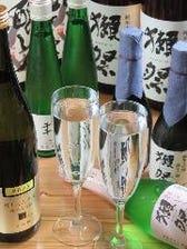 日本酒やスパークリング日本酒♪