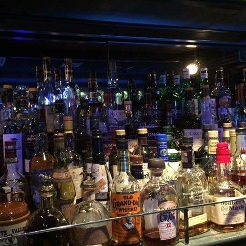 ウイスキーの種類も豊富♪