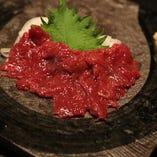 鮮肉!馬肉【長野県】