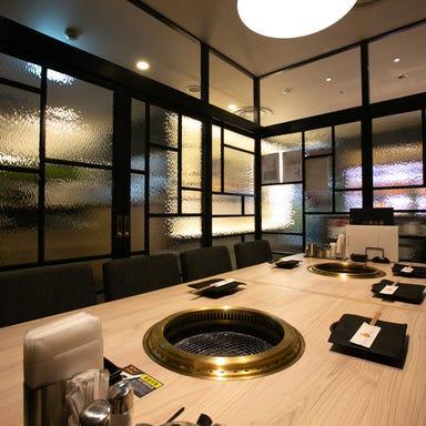 焼肉陽山道 名古屋パルコ店  店内の画像