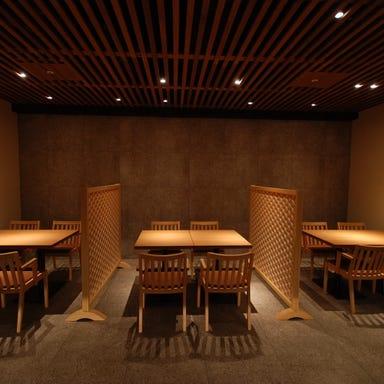 飯家くーた 西中洲本店  店内の画像