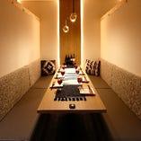 高松瓦町 全席個室空間♪話題沸騰中の和バル居酒屋です♪♪