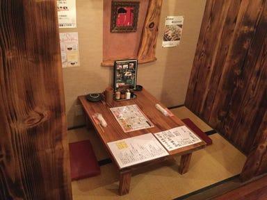 串焼き居酒屋 とりのや  店内の画像