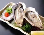 殻付岩牡蠣