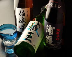 三陸魚貝・地酒 伊達路