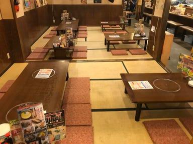 昭和食堂 高畑店 店内の画像
