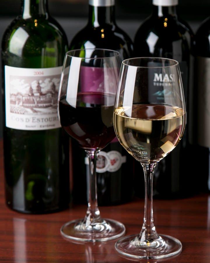 真夜中のおこもり空間とワイン