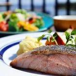 ◆フード◆ 選び抜いた季節の食材で作る素材味あふれるメニュー