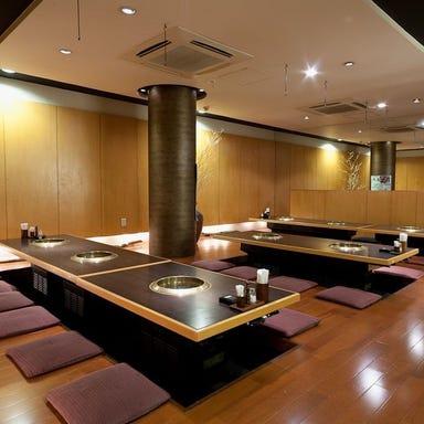 京都肉 炭火焼肉 一寸法師  店内の画像