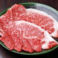 和牛の美味しさを味わう人気のコース