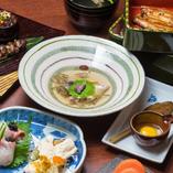 鰻の魅力を最大限に引き出した「串コース」8,500円(税抜)
