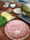 大好評!生産者より直送の山形高畠産嶋倉豚の鍋。要予約です。