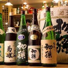【当店イチオシ】Premium 日本酒