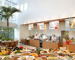 札幌プリンスホテル ブッフェレストラン ハプナ