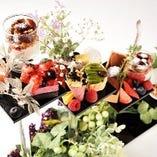 歓送迎会向き 花束orケーキプレゼント