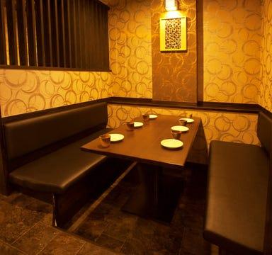 個室居酒屋 九州郷土料理 よかよか 長崎思案橋店 店内の画像
