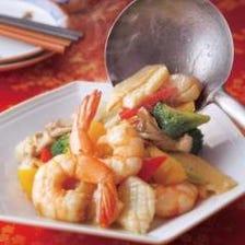 体、喜ぶ。自慢の手作り本格中華料理